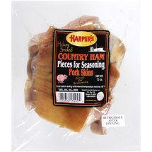Walmart Harper S Hickory Smoked Country Ham Pieces For Seasoning Pork Skins 12 Oz Country Ham Hickory Smoked Pork,Steam Carrots Time