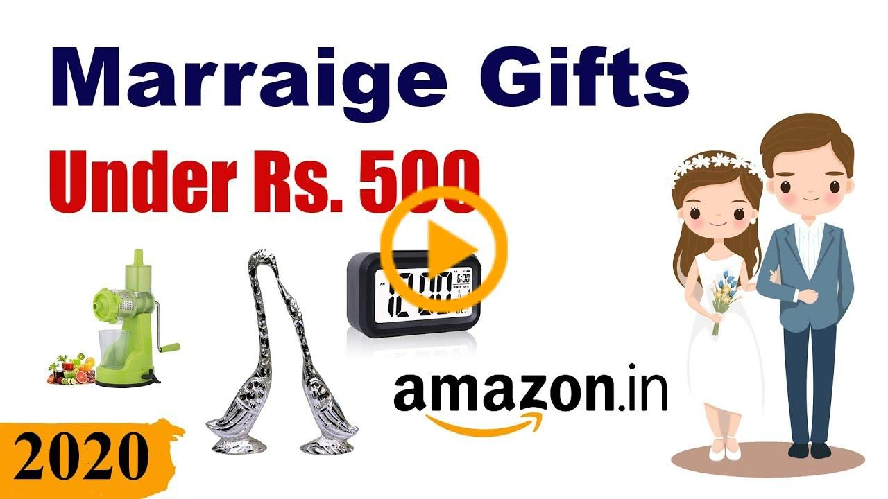 Top 10 Marriage Gifts For Friends Under Rs 500 Wedding Gifts Within Rs 500 Friends Gifts Marria In 2020 Marriage Gifts For Friend Marriage Gifts Best Friend Gifts