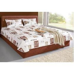 Photo of Westfalia sleeping comfort upholstered bed Westfalia