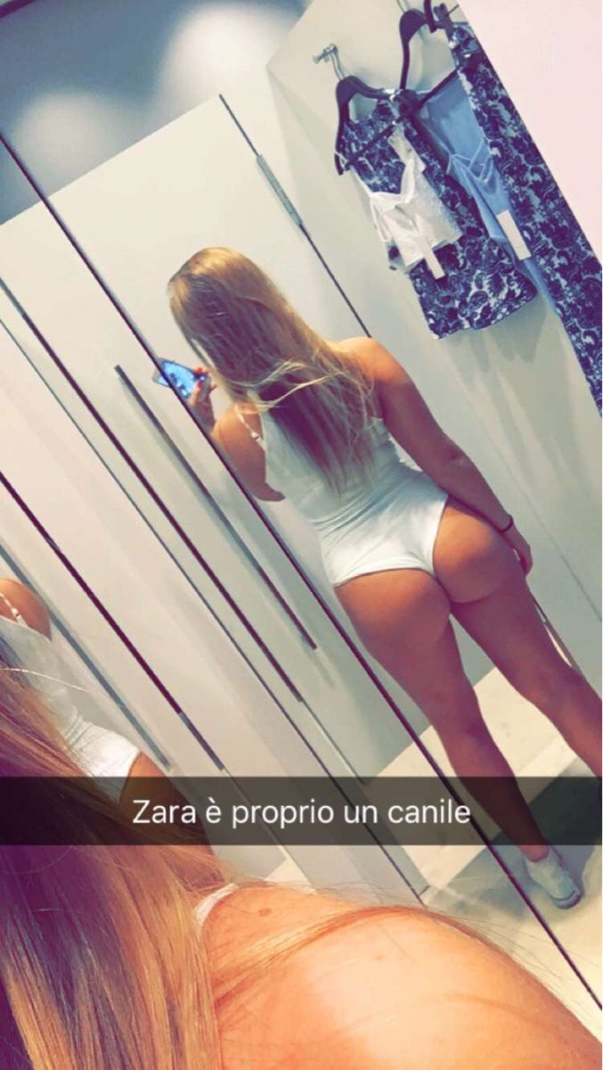 Changing Room Booty Snap Ass Blonde Booty
