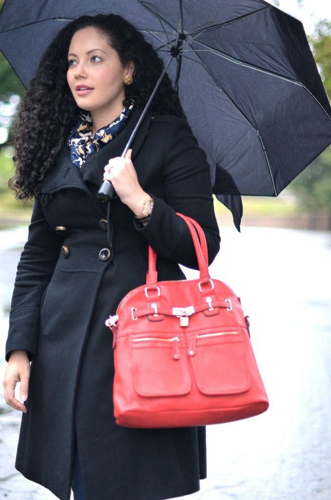 de144951c7c97 Girl With Curves  Rainy Day Red. Girl With Curves  Rainy Day Red Modcloth