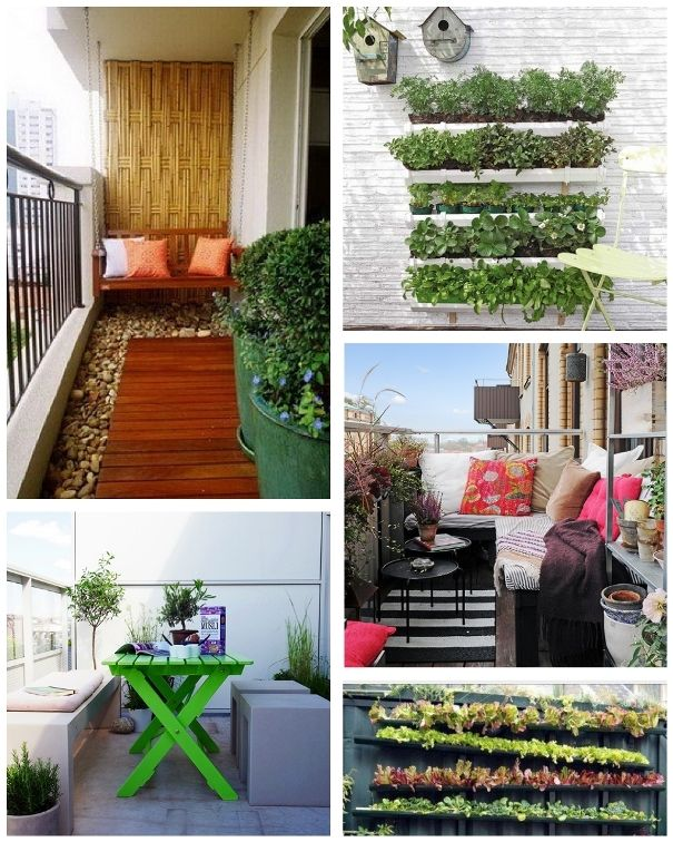 Decoración de patios interiores - Blog Indurama - Inspira