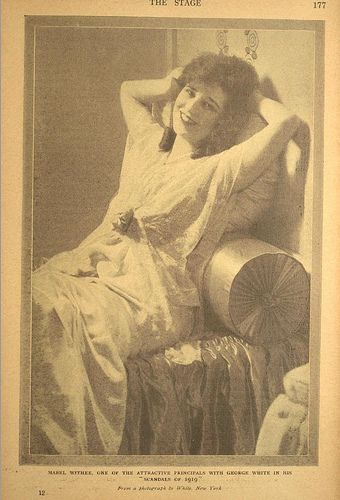 1920 Vintage Theatre - Mabel Wither