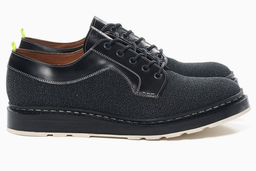 713bbe2407a9 over all master cloth (O.A.M.C) has partnered with renowned french shoe  maker atelier heschung to create a pair of specially crafted footwear.  featuring a ...