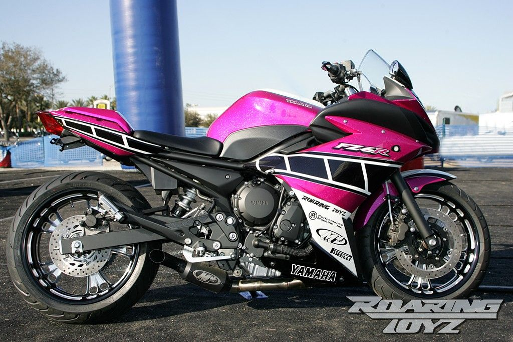 Yamaha-FZ6R-Pink_0435 ...