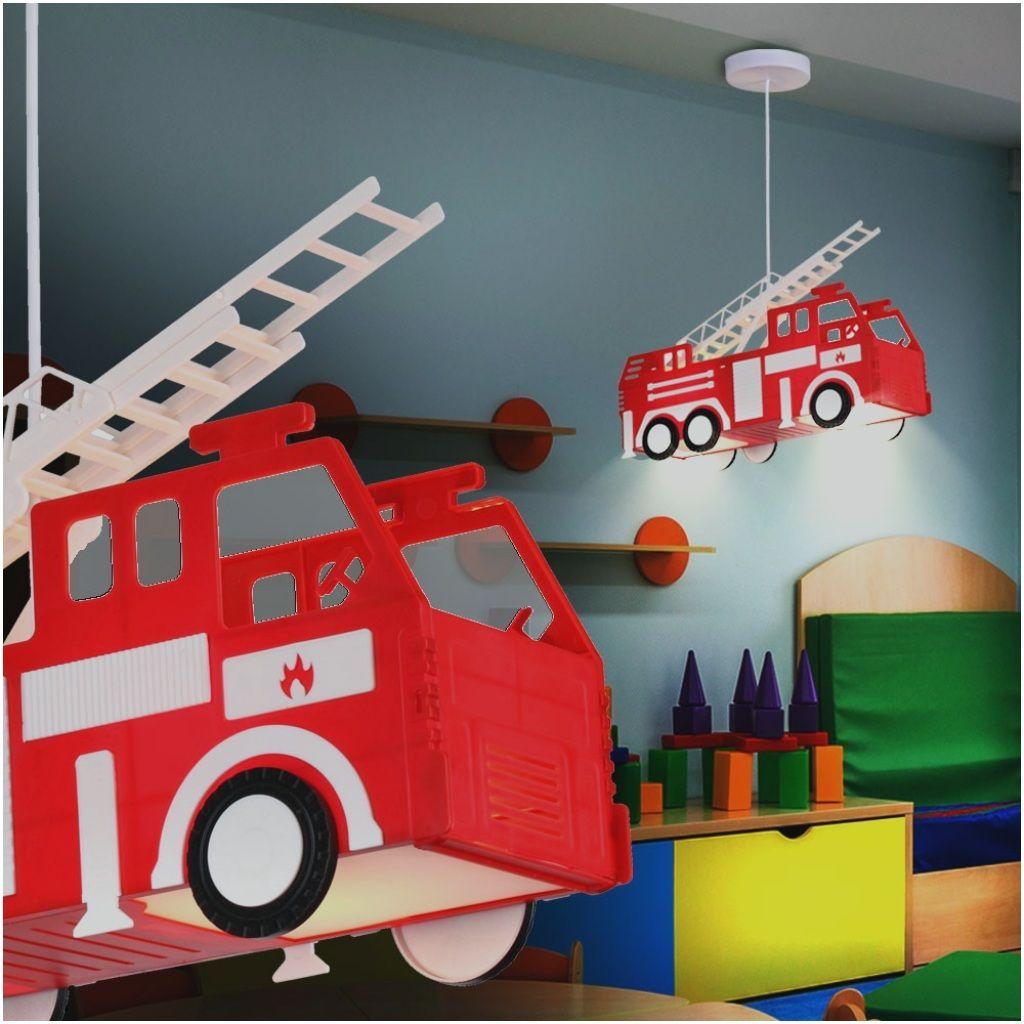 Best Feuerwehr Kinderzimmer - Frisch Hängeleuchte Im ...
