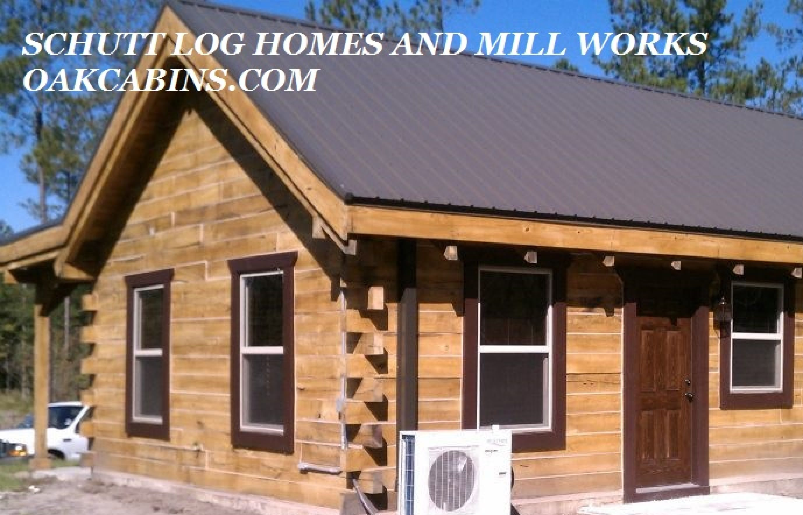 3 Bedroom Hunting Cabin Kit Schutt Log Homes And Mill Works Cabin House Plans Cabin Kits Log Cabin Kits