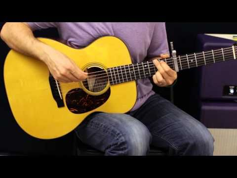 How To Play Passenger Let Her Go Acoustic Guitar Lesson