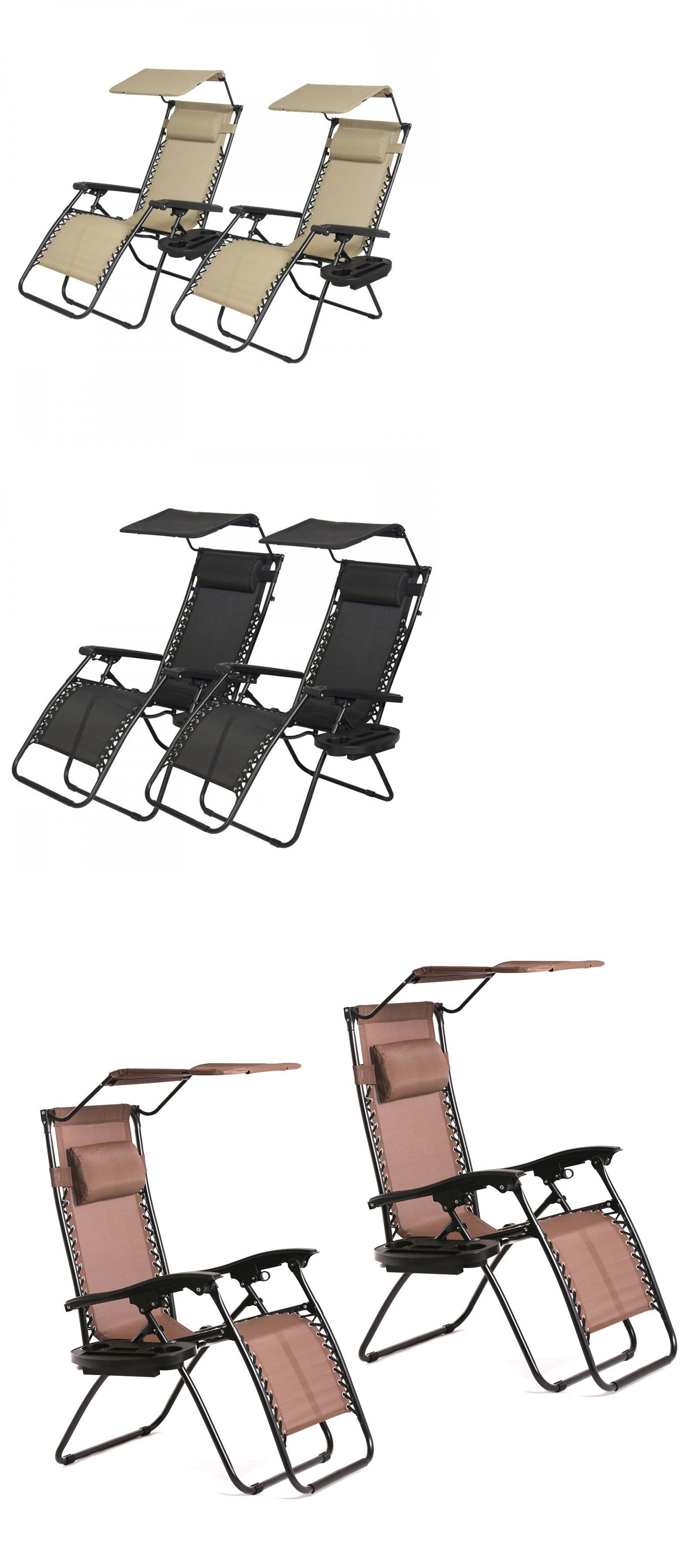 Farm and garden new pcs zero gravity chair lounge patio chairs