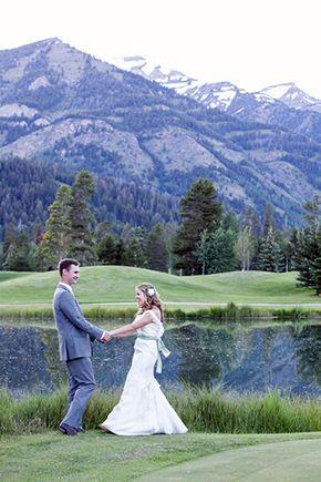 Jackson Hole Wy Wedding Location Photography By Www Hannahhardawayphotography