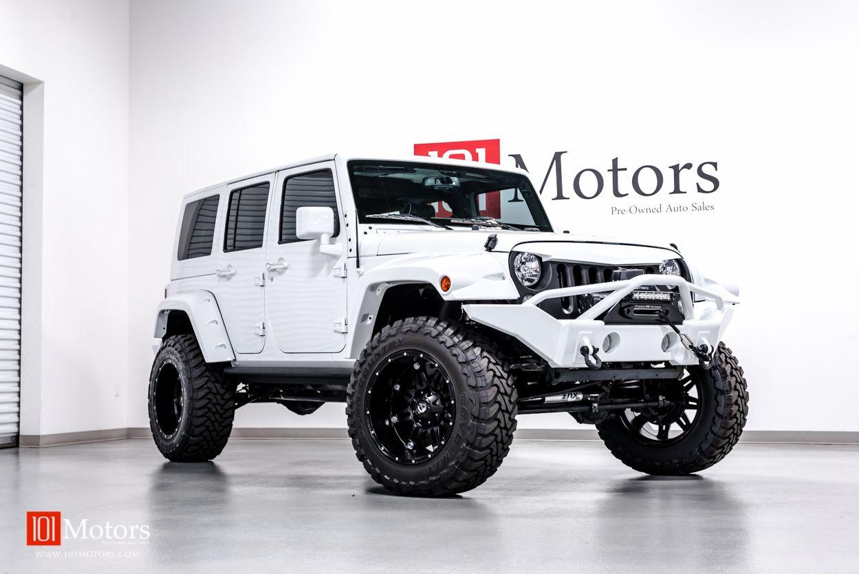 jeep rubicon white 2015. 2015 jeep wrangler white custom leather rubicon
