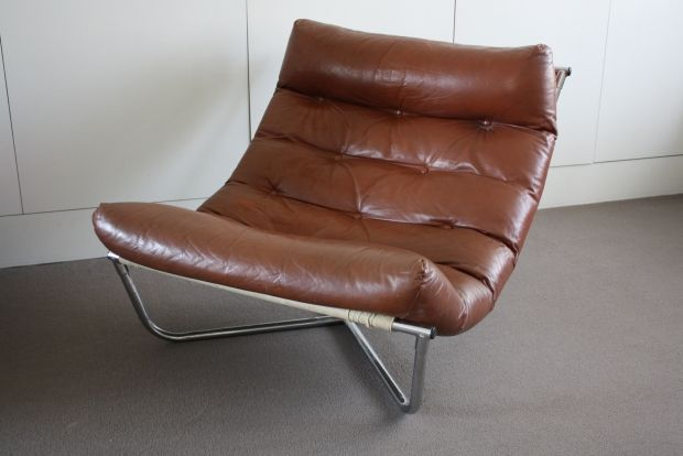 tan leather chair sale wheel olx le corbusier sling lc 1 office chairs