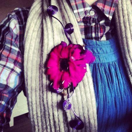 Flower corsage