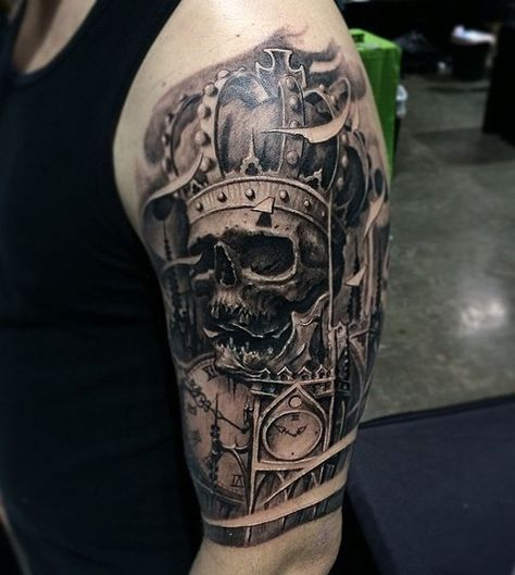 40 interesting skull tattoo designs for you tattoo. Black Bedroom Furniture Sets. Home Design Ideas