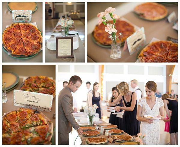 Gourmet Pizza Bars B Lovely Events Pizza Bar Pizza Buffet Gourmet Pizza