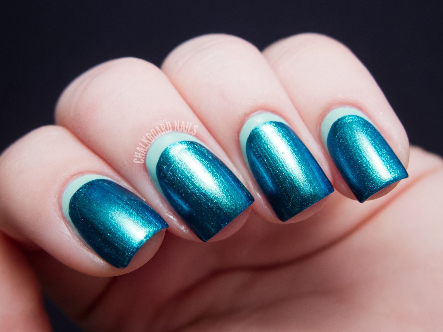 Baby\'s First Ruffians - Nicole by OPI Modern Family Nail Art ...
