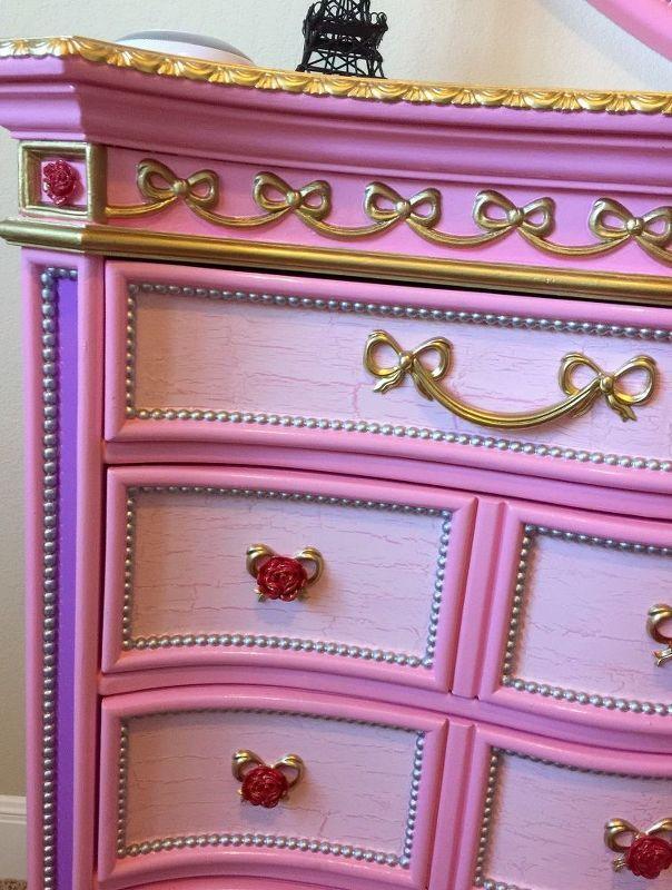 Superieur Disney Princess Furniture Redo, Painted Furniture, Mine More