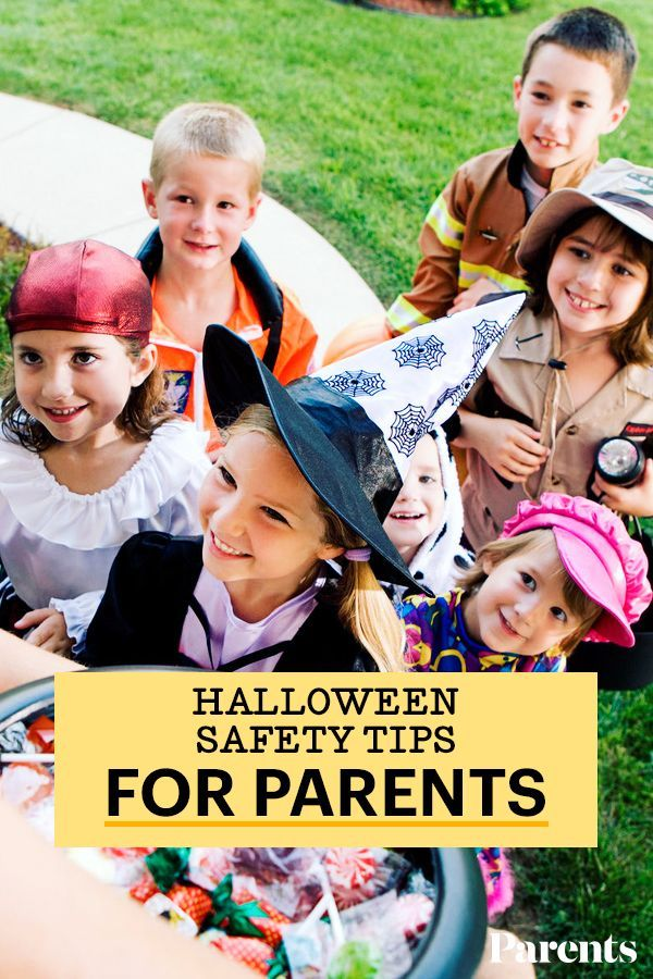 21 Halloween Safety Tips for Parents in 2020 Halloween