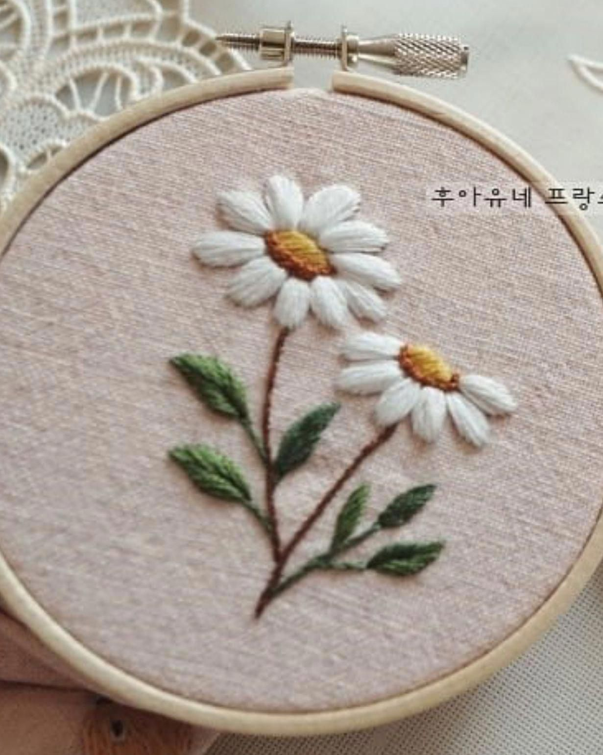 hand embroidery ideas projects #Handembroidery