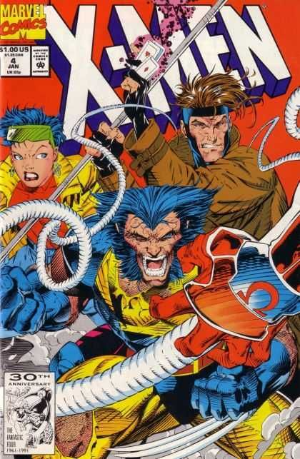 X Men Comic Covers Men Covers I Would Buy This One At The Drop Of A Hat Jim Lee Art Marvel Comics Covers Comics