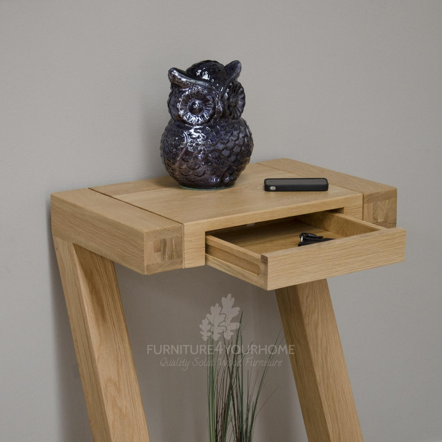 corner hall table. Z Oak Designer Small Console Table | Furniture4yourhome Corner Hall