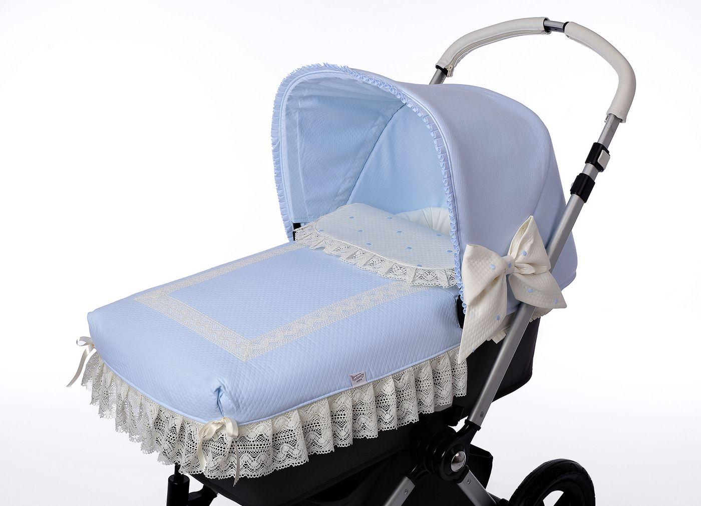Carro del Bebé Vestido a Medida en nanetes en 2020 | Bebe