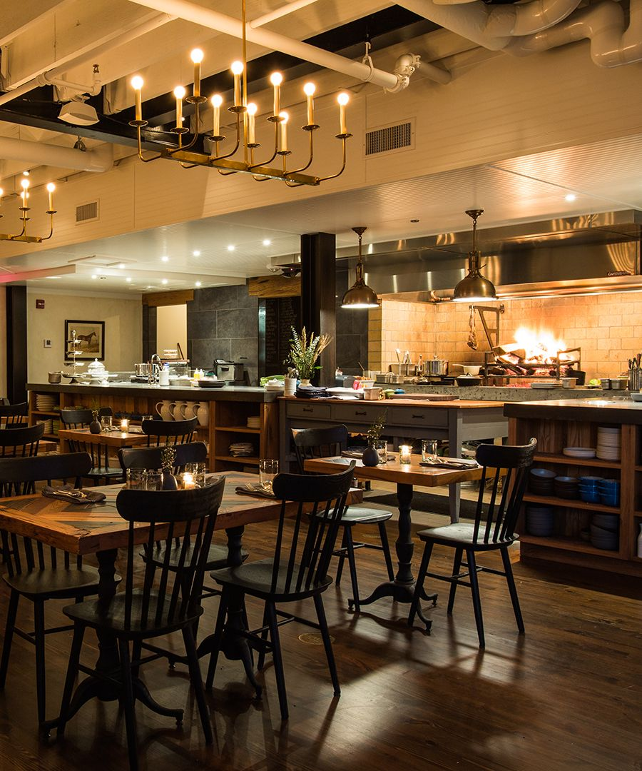 The Dabney Restaurant Opening