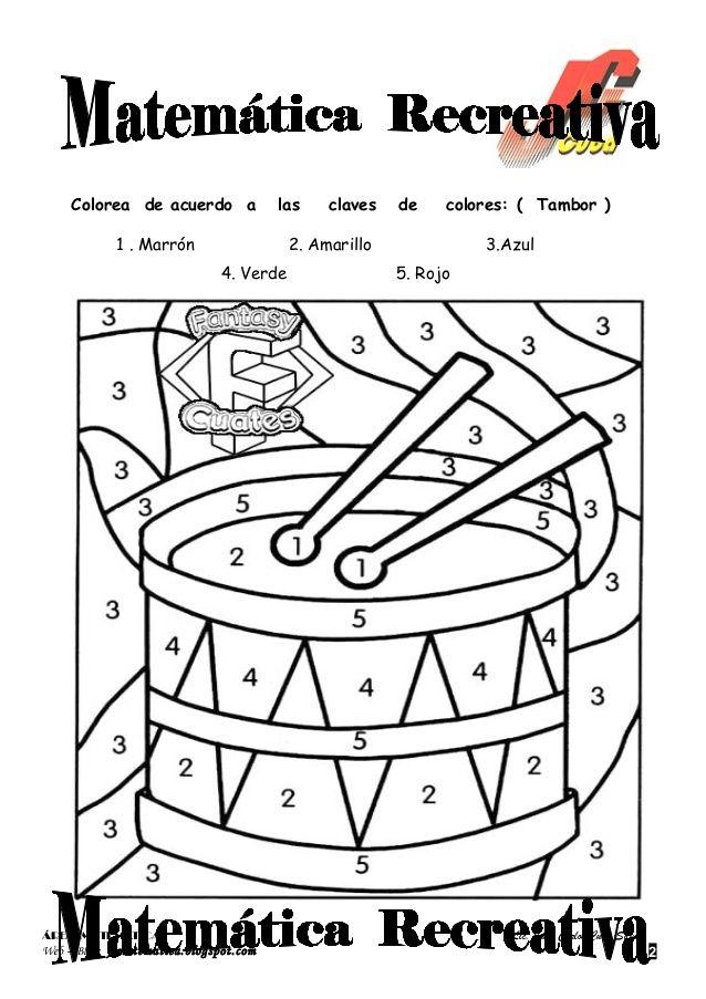 Matematica recreativa-para-ninos | actividades para primaria ...