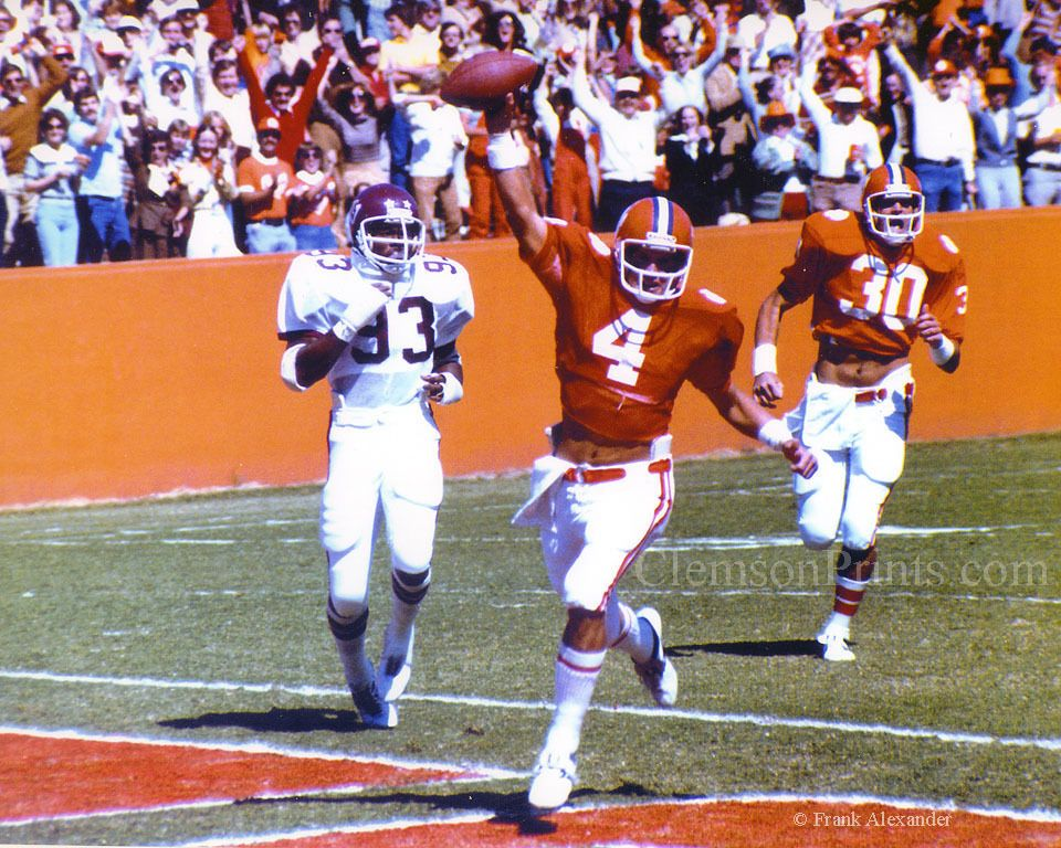 1978 Fuller Scores vs. Virginia Tech by Frank Alexander in