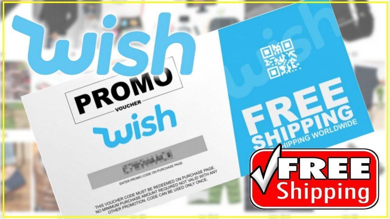 Wish Promo Code Returning Customers Free Download Promo Codes Coding Wish