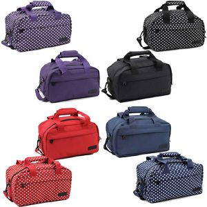 Ryanair Small Second Hand Luggage Travel Shoulder Cabin Bag Fits ... d9dc41c1b13f0