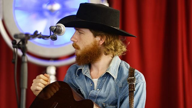 colter wall performing in the gentlemen s circle heavy on colter wall id=99824
