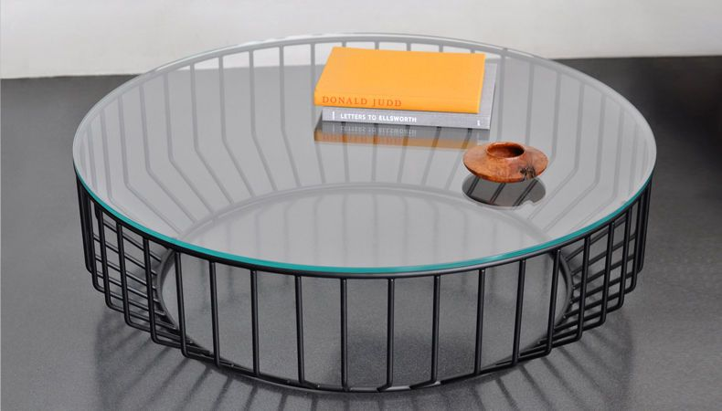 WIRED COFFEE TABLE by PHASE DESIGN available at Haute Living ...