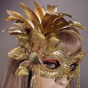 VenusMasquerade Mask Thumb