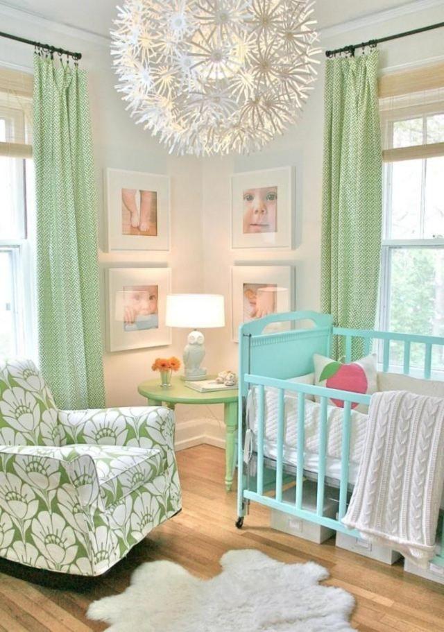 Décoration chambre bébé- 25 idées originales faciles à imiter   En ...