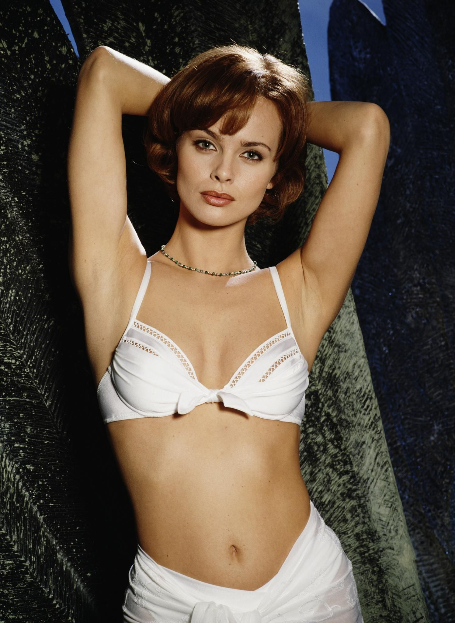 Assured, that Izabella Scorupco naked picture