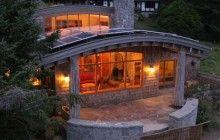 Green Materials + Technicques Make Passive Home Shine,Dornob Modern Home, Interior & Furniture Designs