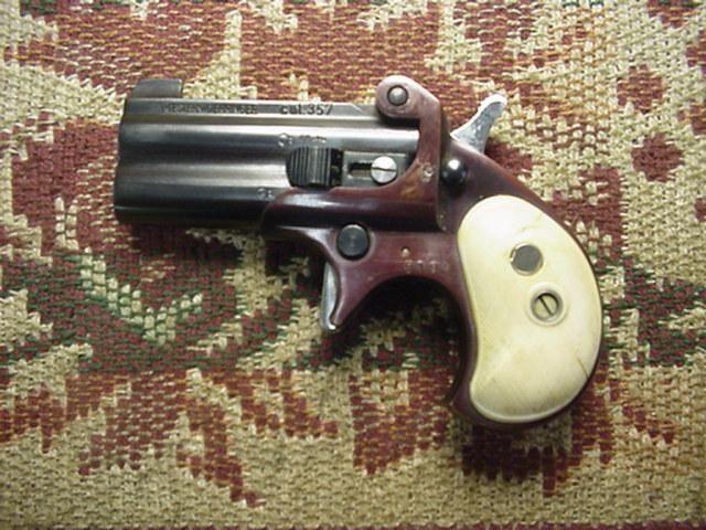 Hawes Western Derringer .357 Magnum