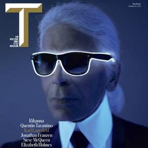 Inside the Remarkable Mind of Chanel's Karl Lagerfeld