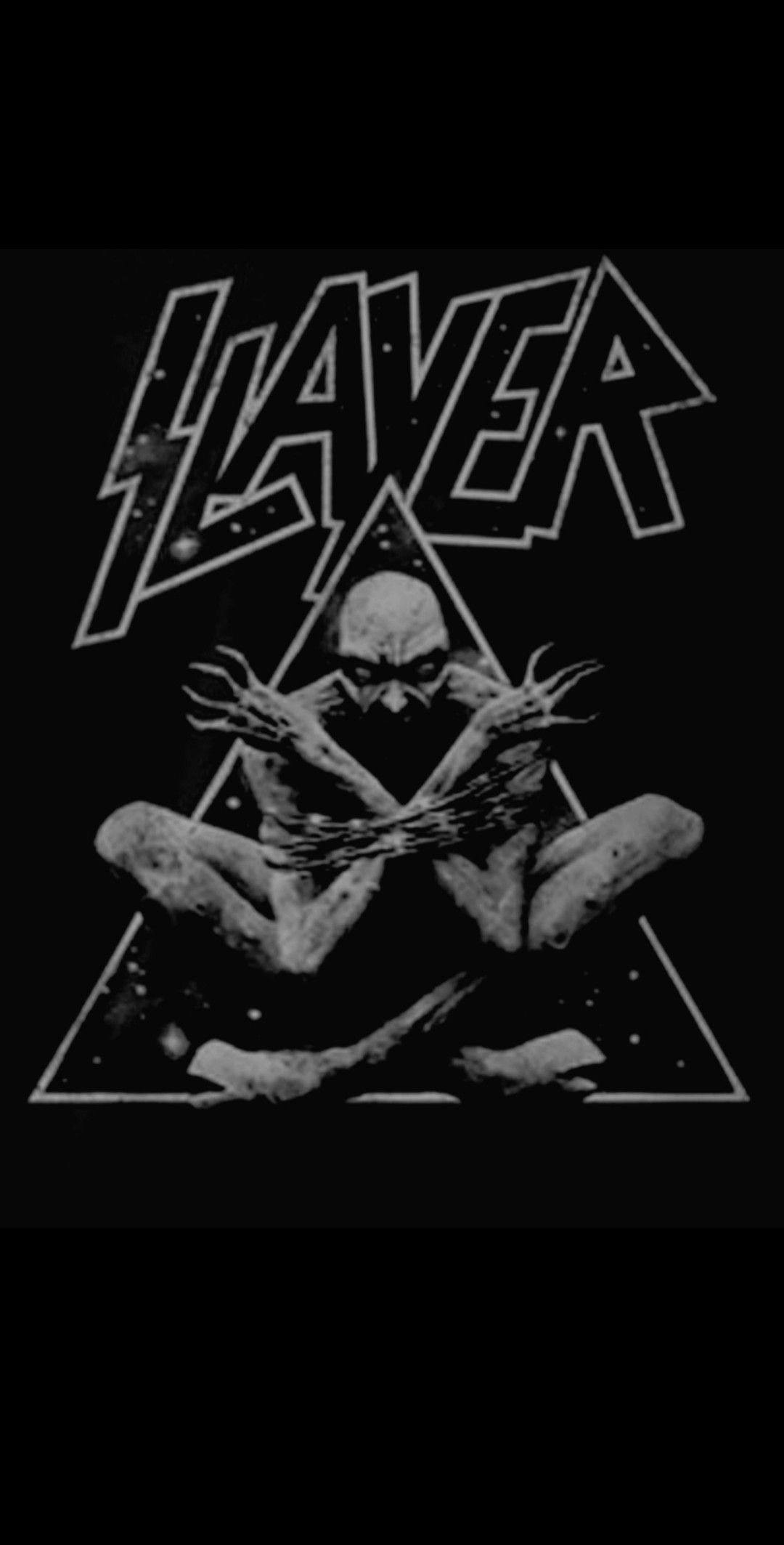 Pin By Kevin On Slayer Heavy Metal Art Slayer Band Band Posters