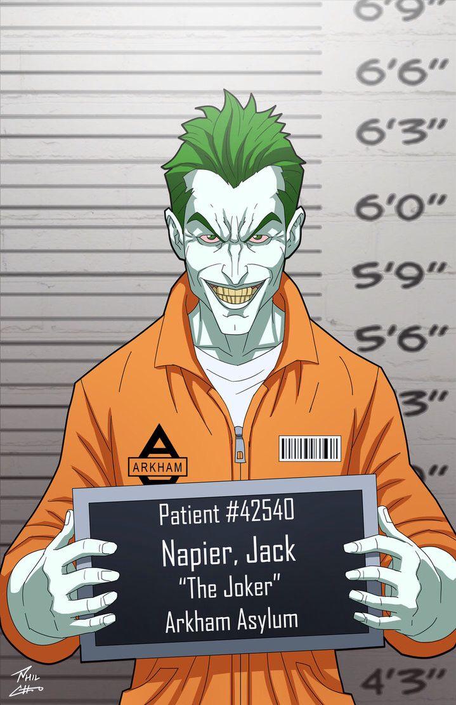 The Joker Comics Pinterest Joker Comic and Batman
