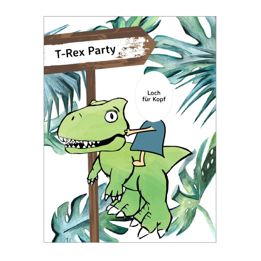 mini presents Onlineshop   Do it yourself Dinosaurier Party ...