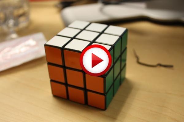 The MadSlug Rubik's Cube. indiedav madslug