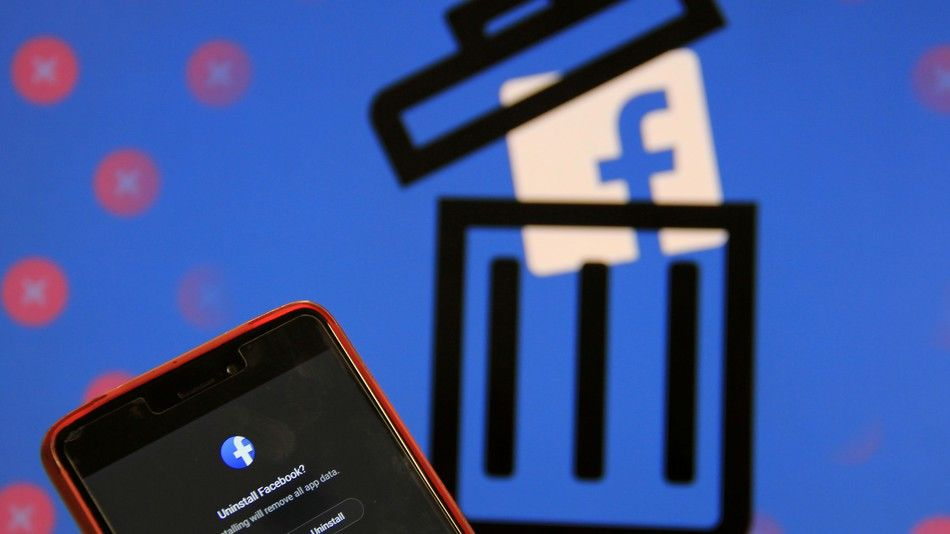 Deleting Facebook won't fix our privacy nightmare Delete