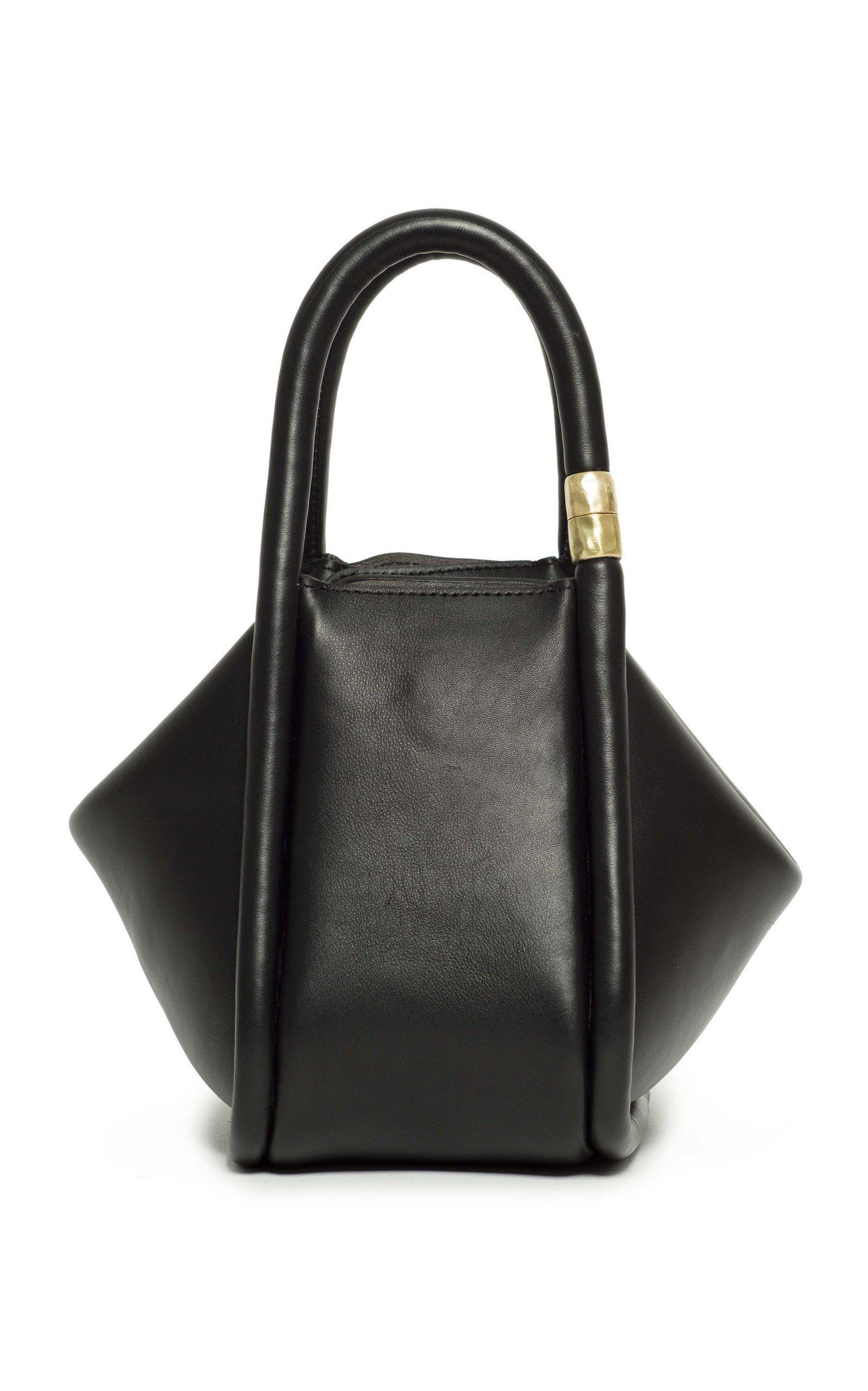 Wonton 25 Leather Bag by BOYY for Preorder on Moda Operandi 54b91b63b923b