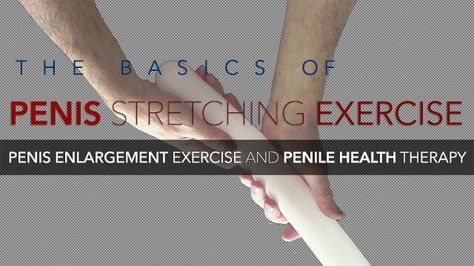 penis stretches for length