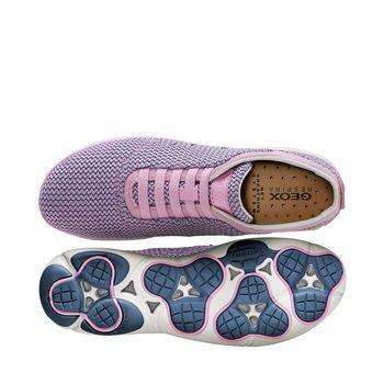 Nebula - Women's Blue Sneakers | Geox