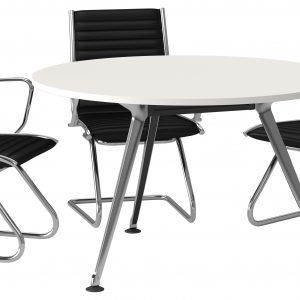 Round Conference Table Chairs Httpcapturecardiffcom - Round conference table for 4