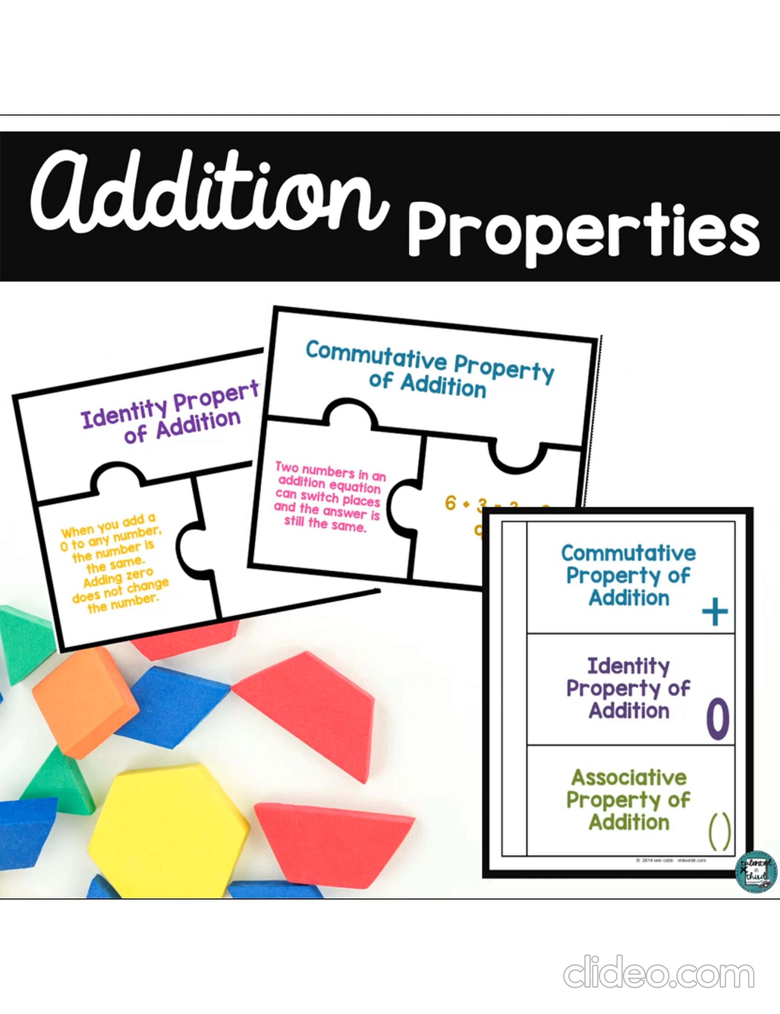 Addition Properties Video In 2021 Properties Of Addition Math Resources Addition Games What is zero property of addition