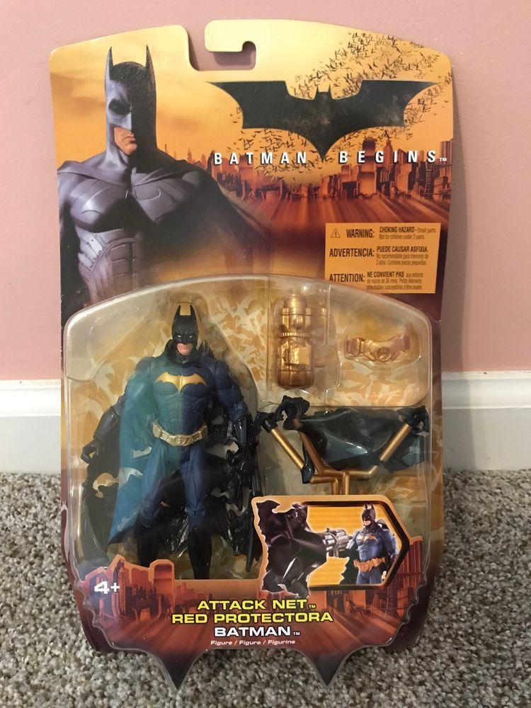 Batman Begins Attack Net Batman Action Figure Sonstige